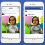 Facebook for iOS Live Photo